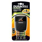 Duracell 45m Charger + 2 X Aa/aaa Cells