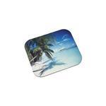 Foam Mouse Pad Tropical Beach