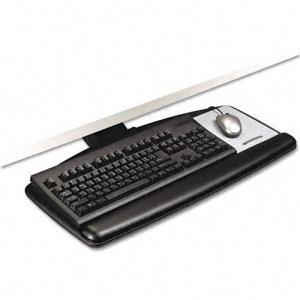 Adjustable Keyboard Tray Akt90le Easy Adjust