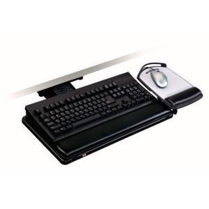 Adjustable Keyboard Tray Akt80le Knob Adjust