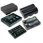 2-power Digital Camera Battery 3.7v 730mah (dbi9662a)