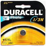 Duracell 3v Lithium Photo Battery 1 Pack