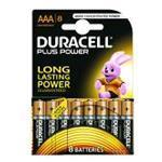 Duracell Plus Power AAA 8-pk