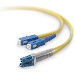 Patch Cable Fiber Duplex Lc/sc 8.3/125 1m