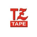 Tape 36mm Lami Black On Yellow (tze-661)